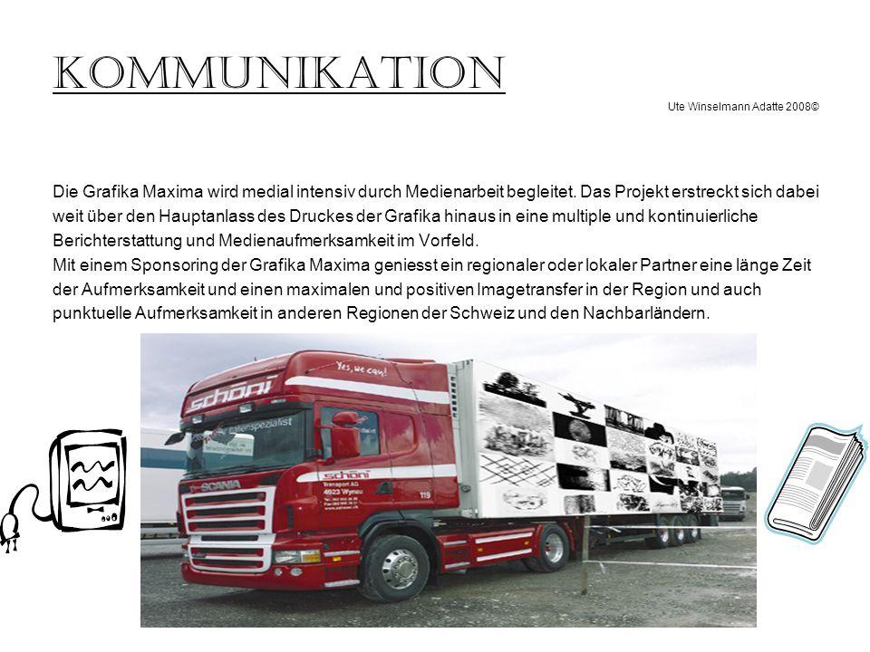 Kommunikation Ute Winselmann Adatte 2008©