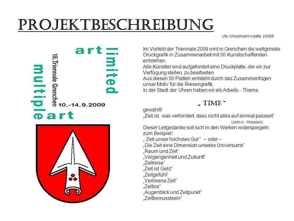 Projektbeschreibung Ute Winselmann Adatte 2008©