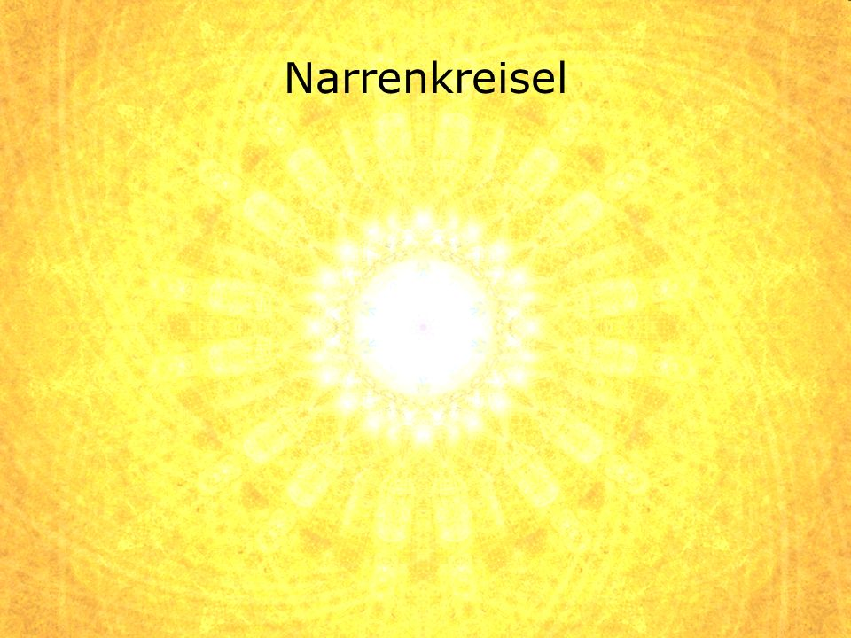 Narrenkreisel