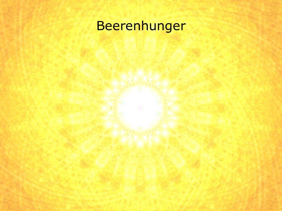 Beerenhunger