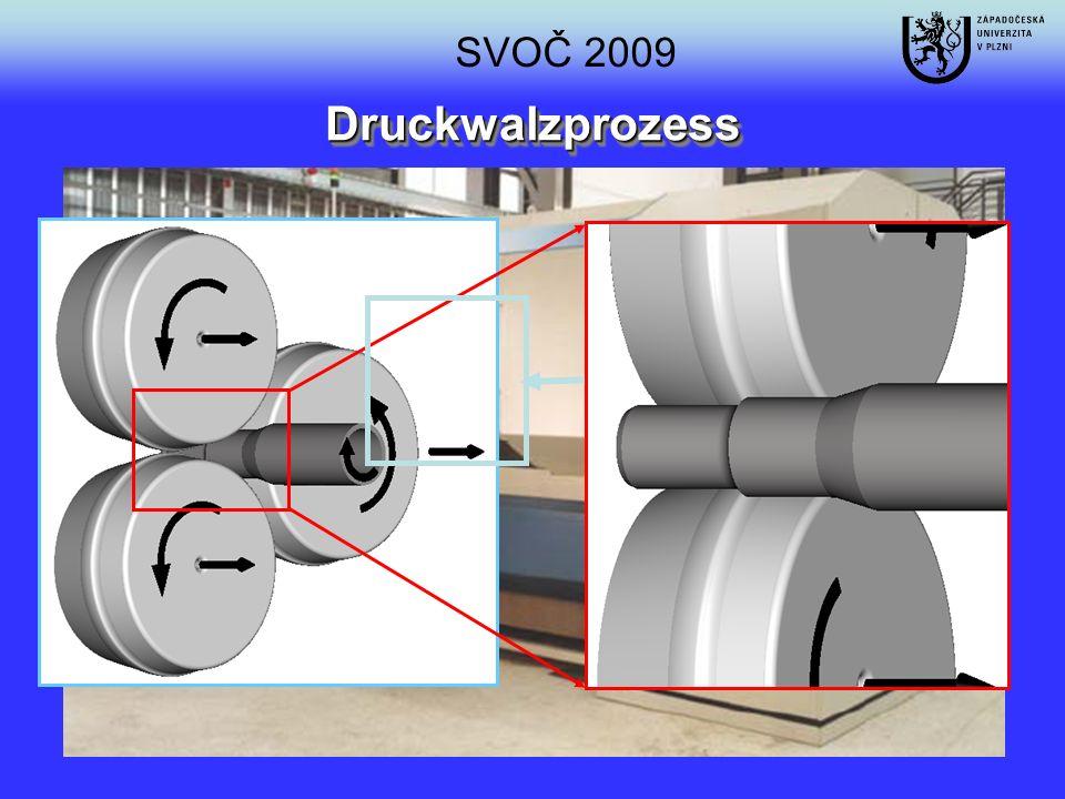 SVOČ 2009 Druckwalzprozess Arbeitsplatz