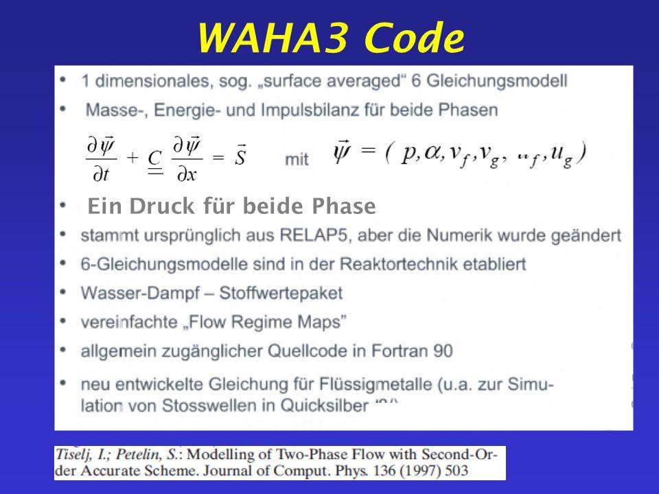 WAHA3 Code Ein Druck für beide Phase