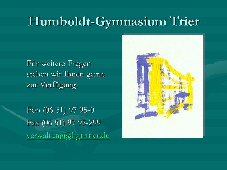 Humboldt-Gymnasium Trier