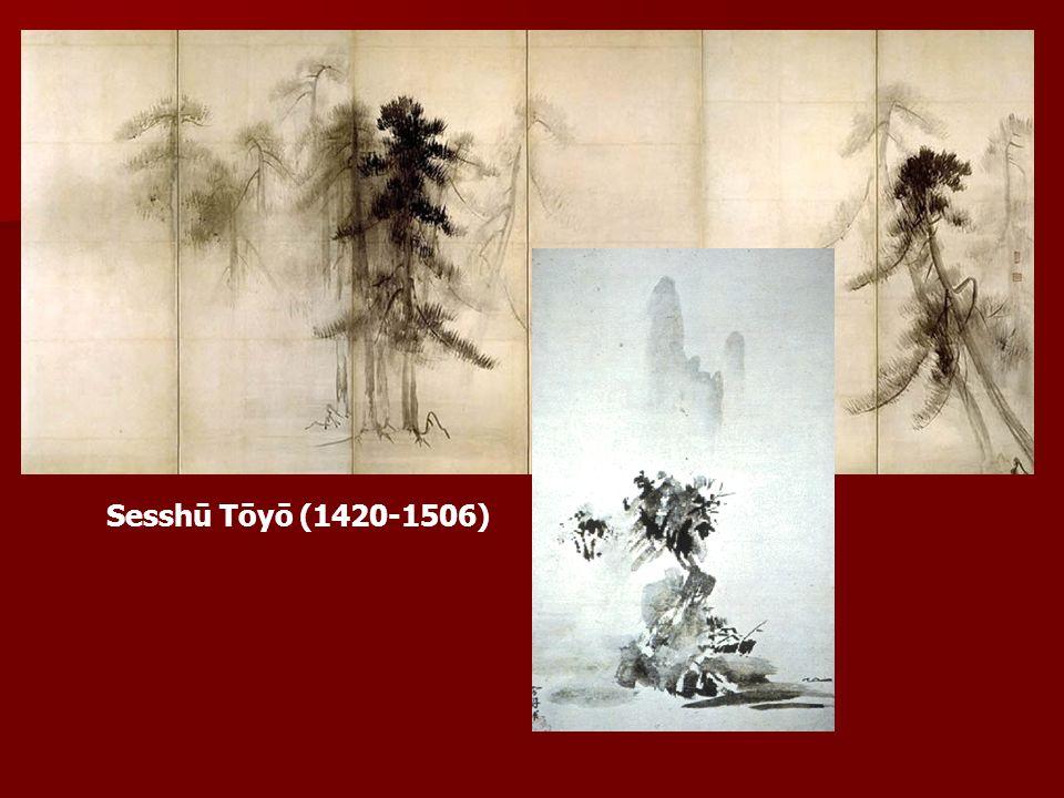 Sesshū Tōyō (1420-1506)