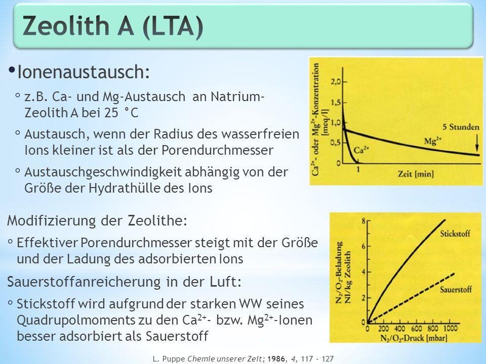 L. Puppe Chemie unserer Zeit; 1986, 4, 117 – 127