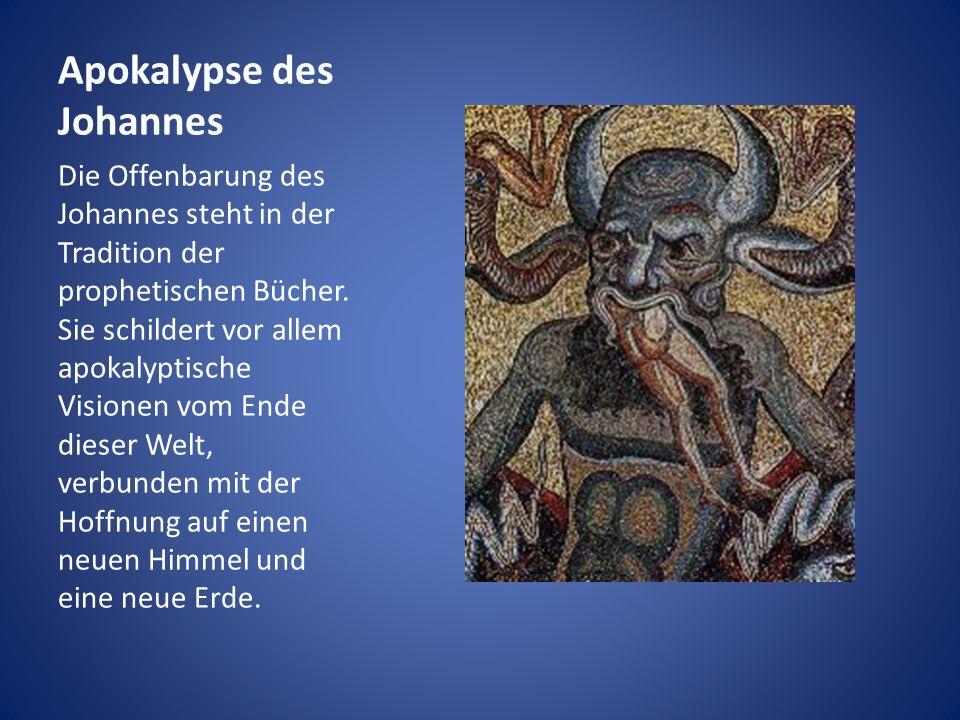 Apokalypse des Johannes