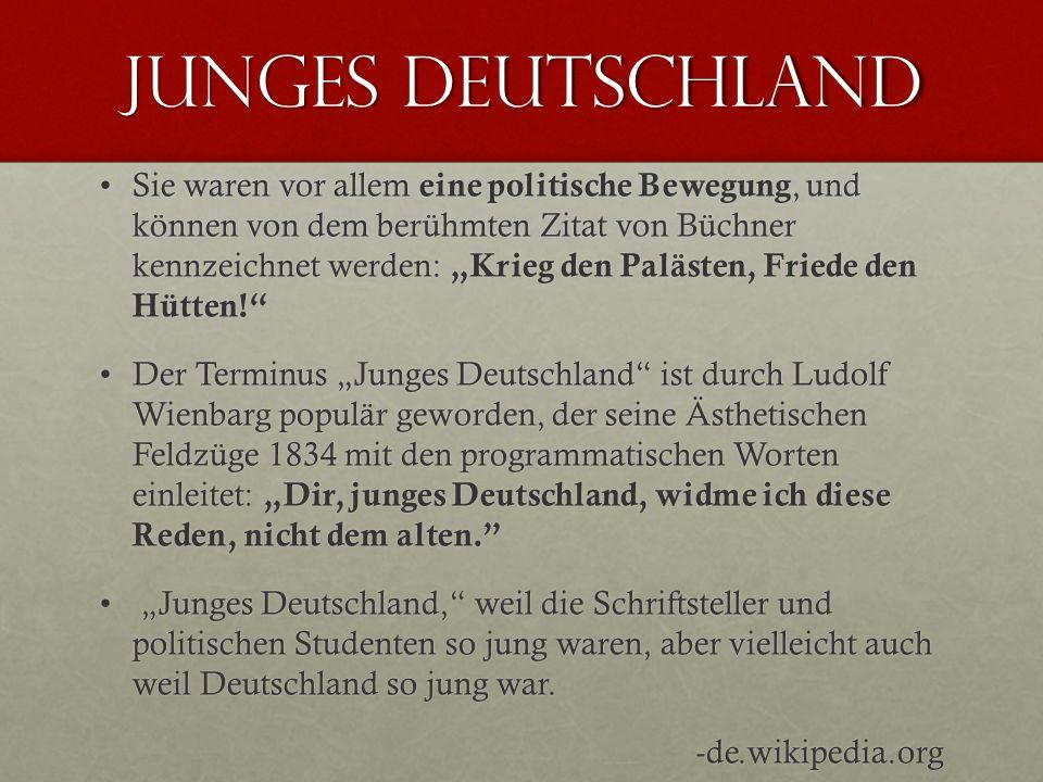 Junges Deutschland