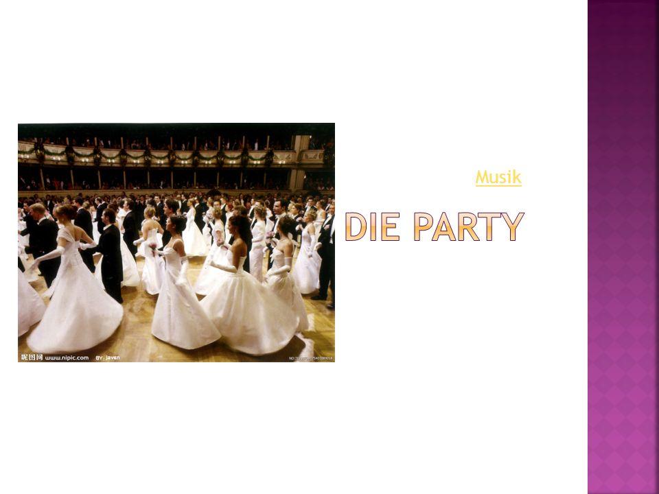 Musik Die Party