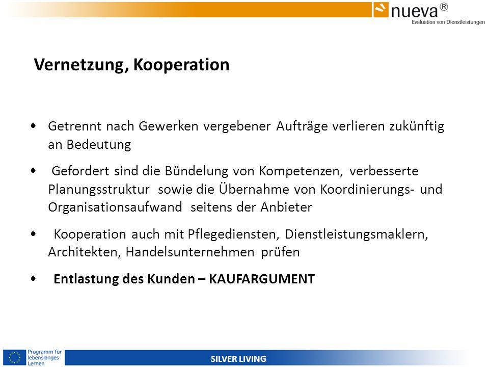Vernetzung, Kooperation