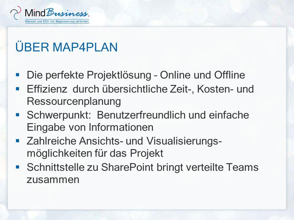 Über Map4Plan Die perfekte Projektlösung – Online und Offline
