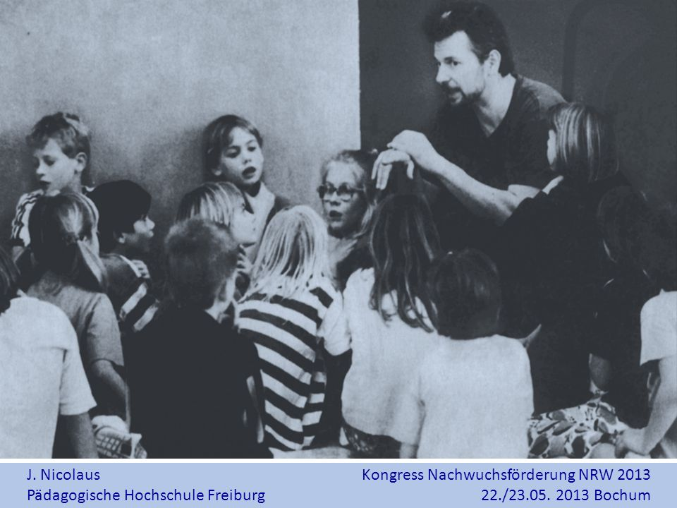 J. Nicolaus Pädagogische Hochschule Freiburg