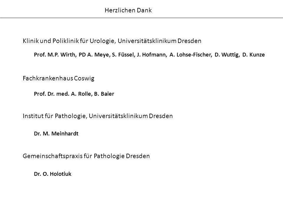 Klinik und Poliklinik für Urologie, Universitätsklinikum Dresden