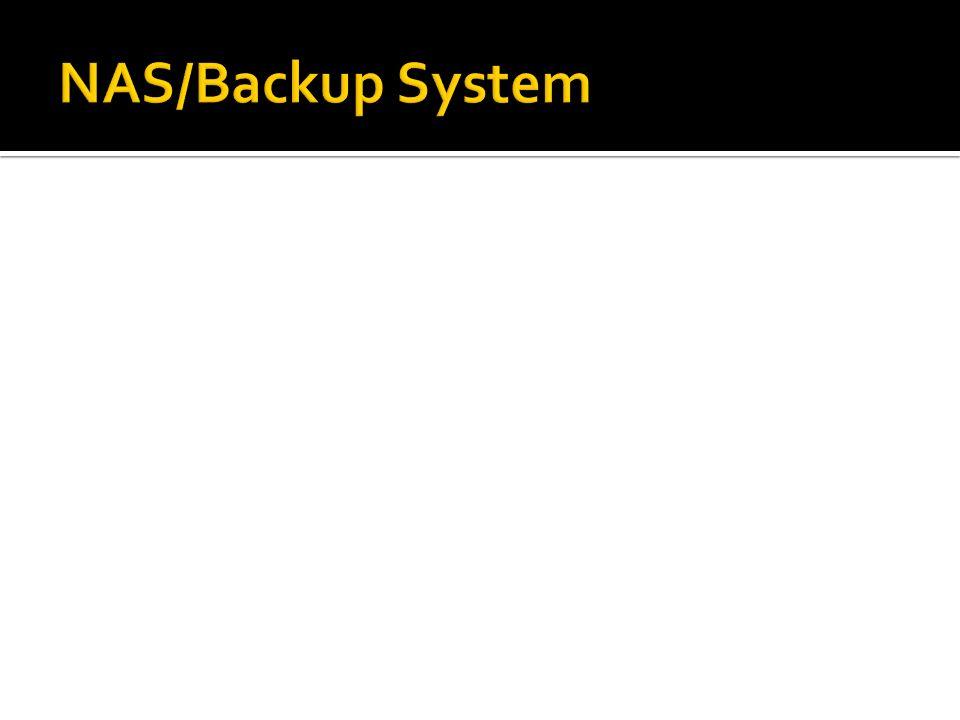 NAS/Backup System