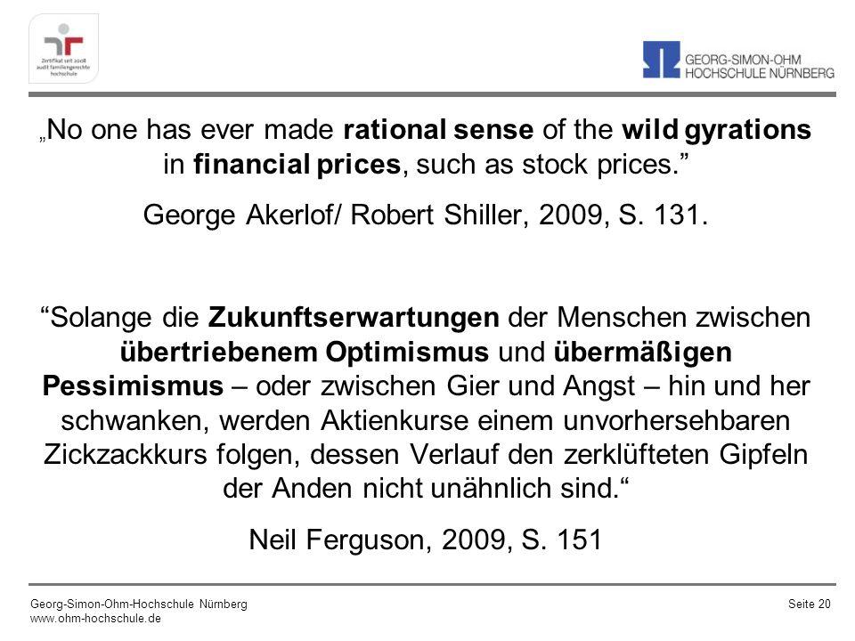 George Akerlof/ Robert Shiller, 2009, S. 131.