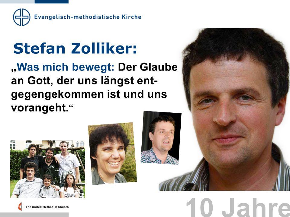 10 Jahre Stefan Zolliker: