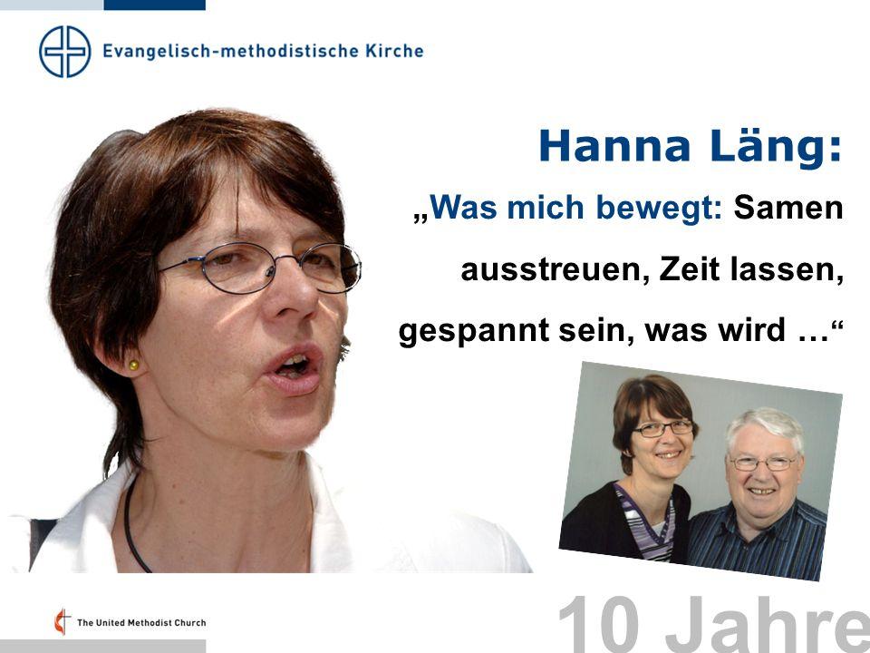 """Hanna Läng: """"Was mich bewegt: Samen ausstreuen, Zeit lassen, gespannt sein, was wird … Folie 44:"""