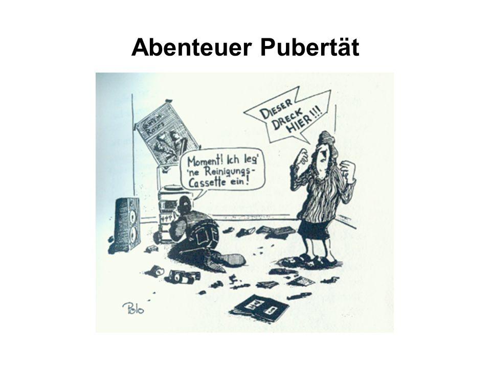 Abenteuer Pubertät