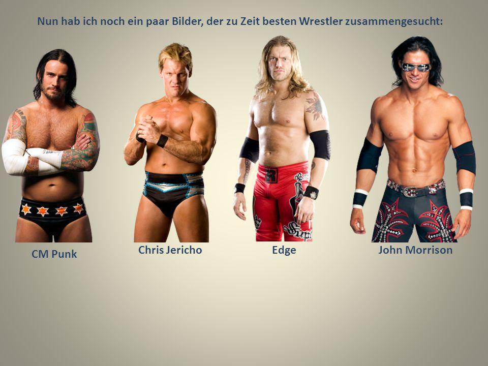 Nun hab ich noch ein paar Bilder, der zu Zeit besten Wrestler zusammengesucht: