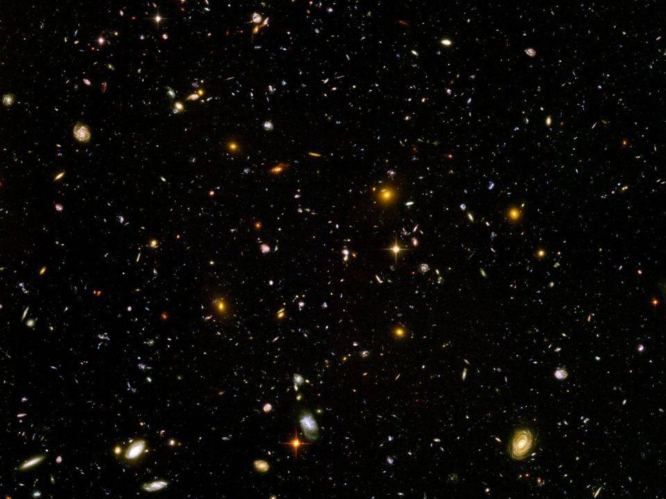 HST Deep Field Hubble Space Telescope – Deep Field