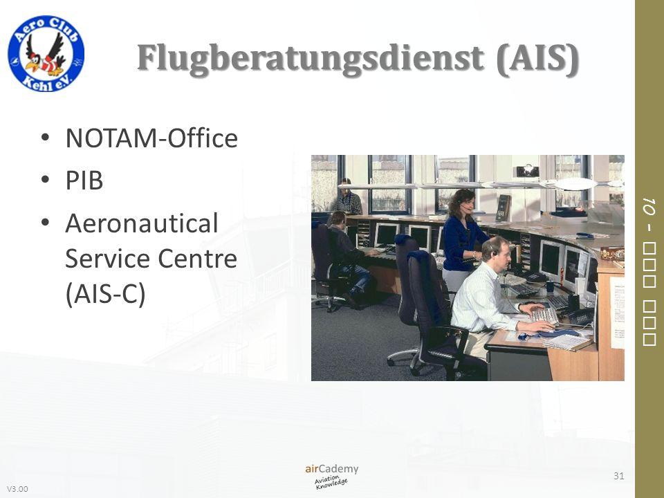Flugberatungsdienst (AIS)