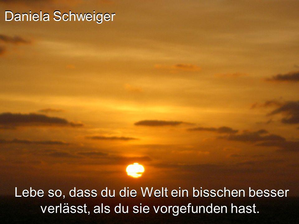 Daniela Schweiger Daniela Schweiger