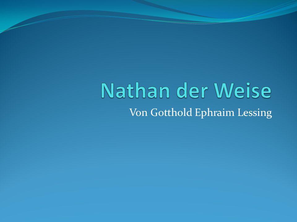 Von Gotthold Ephraim Lessing