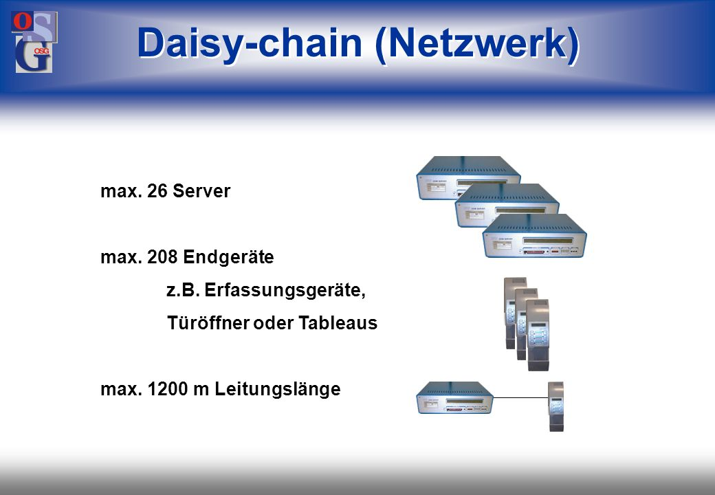 Daisy-chain (Netzwerk)