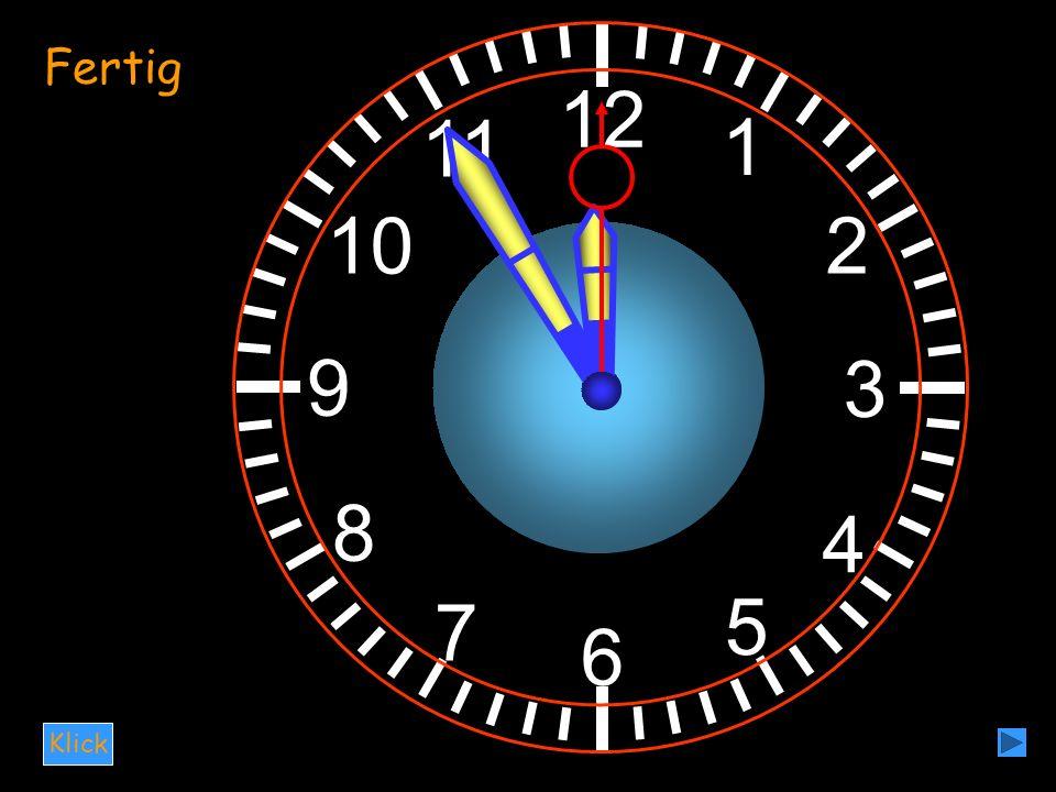 12 3 6 9 1 4 2 5 7 8 11 10 Fertig Klick