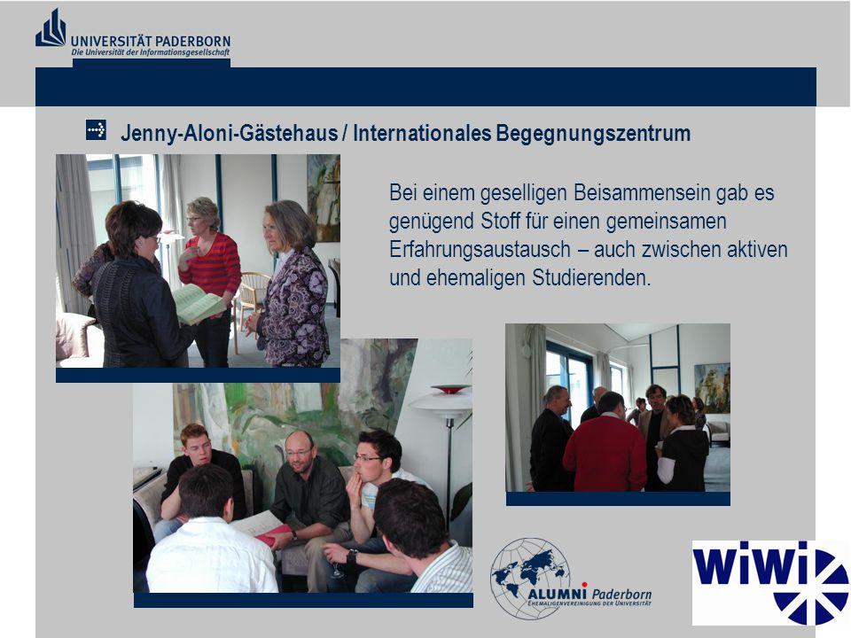 Jenny-Aloni-Gästehaus / Internationales Begegnungszentrum