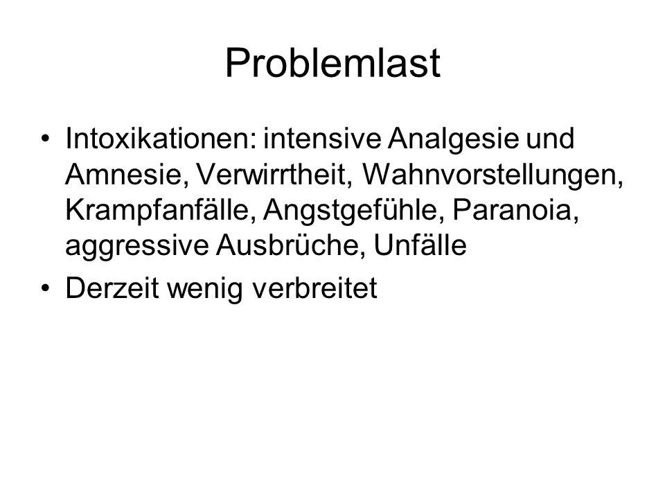 Problemlast
