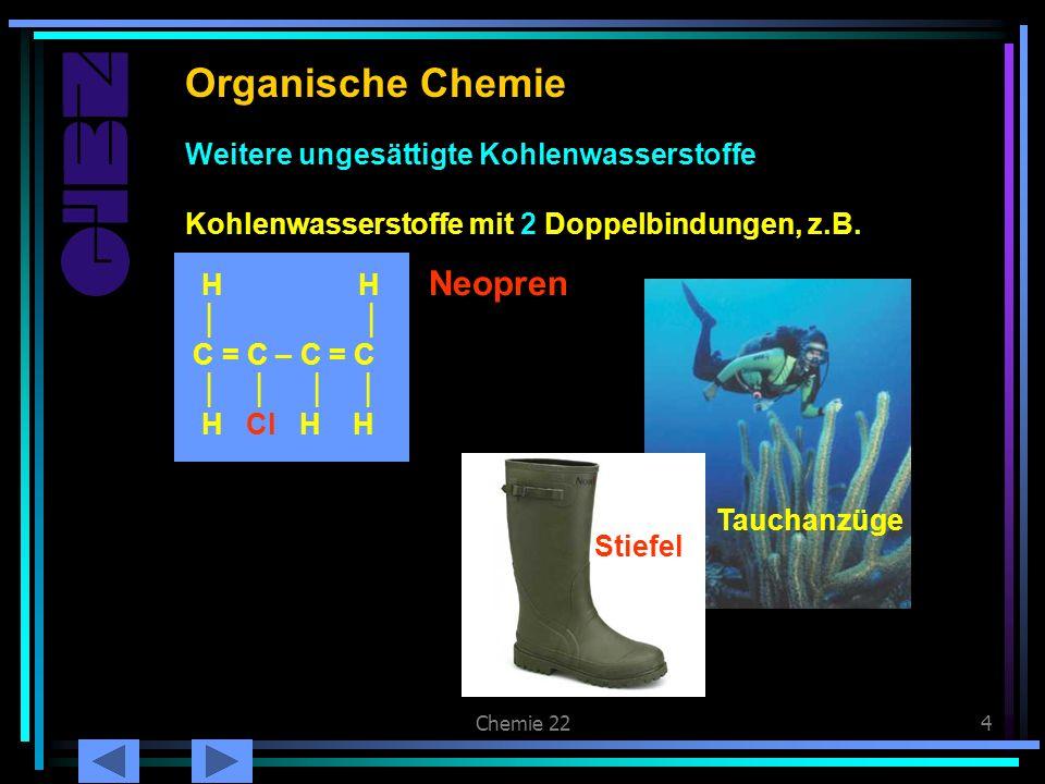 Organische Chemie Neopren Neopren