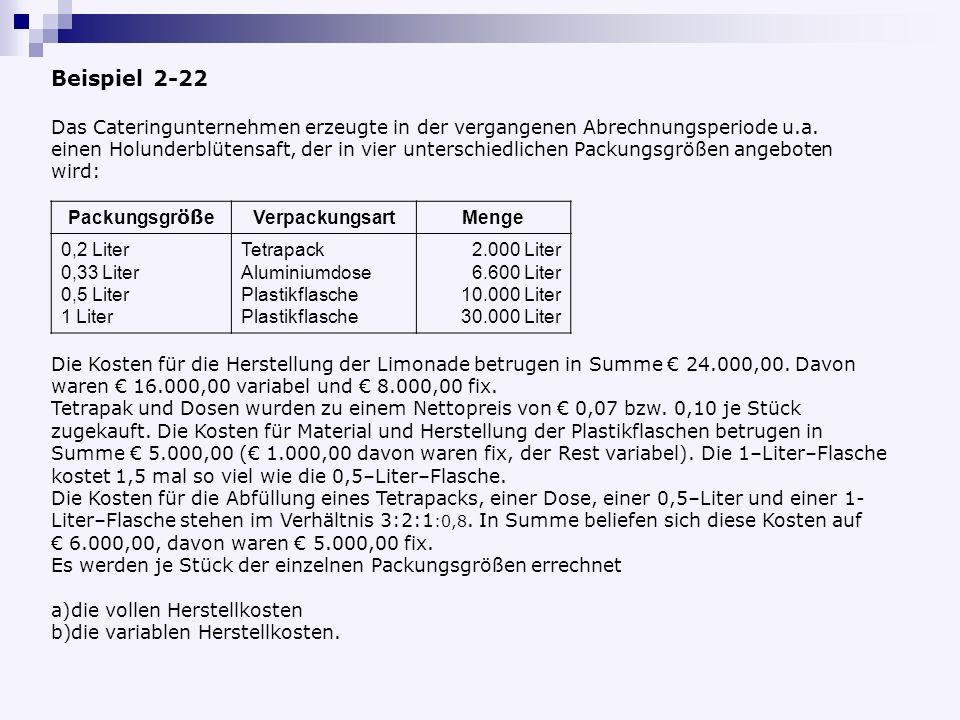 Beispiel 2-22