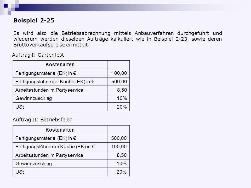Beispiel 2-25