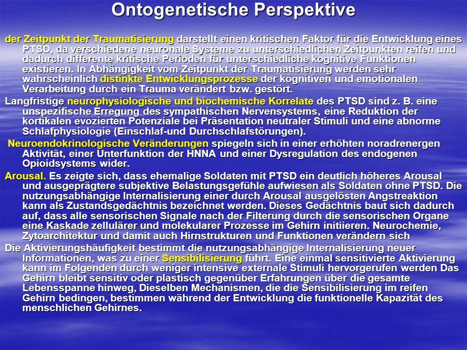 Ontogenetische Perspektive