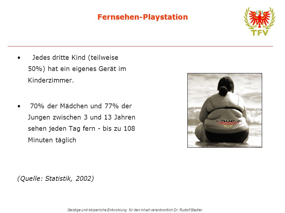 Fernsehen-Playstation