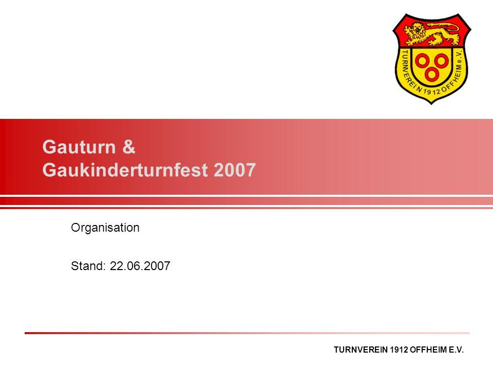 Gauturn & Gaukinderturnfest 2007