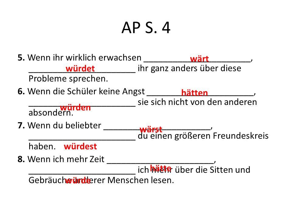 AP S. 4