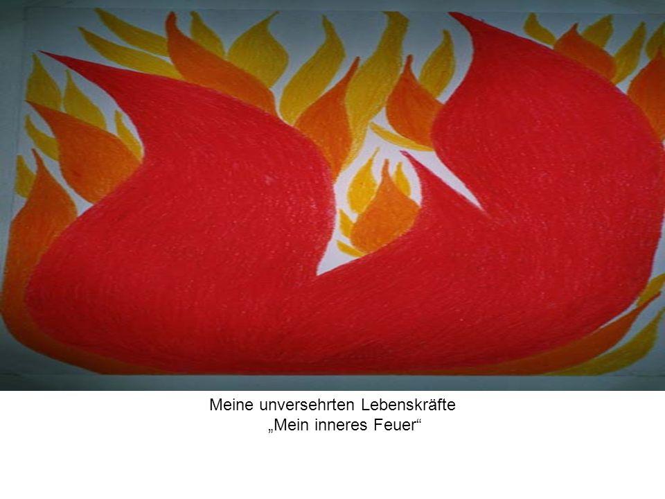 """Meine unversehrten Lebenskräfte """"Mein inneres Feuer"""