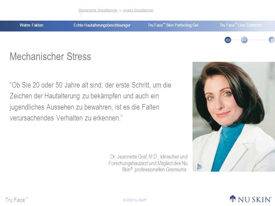 Mechanische Stressfaktoren  Umwelt Stressfaktoren