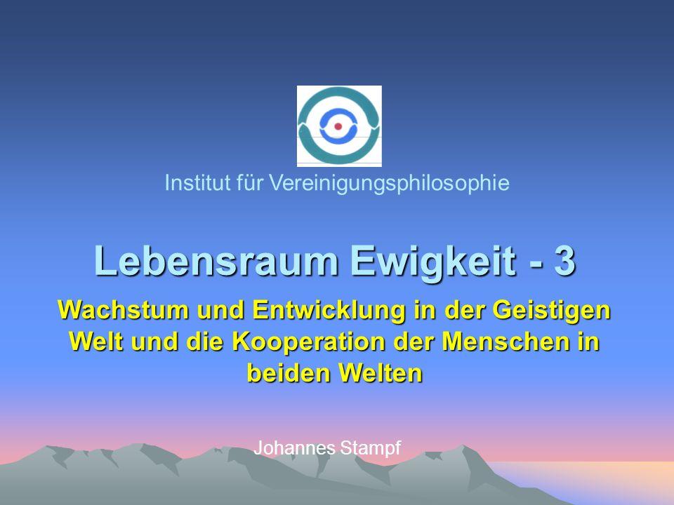 Institut für Vereinigungsphilosophie