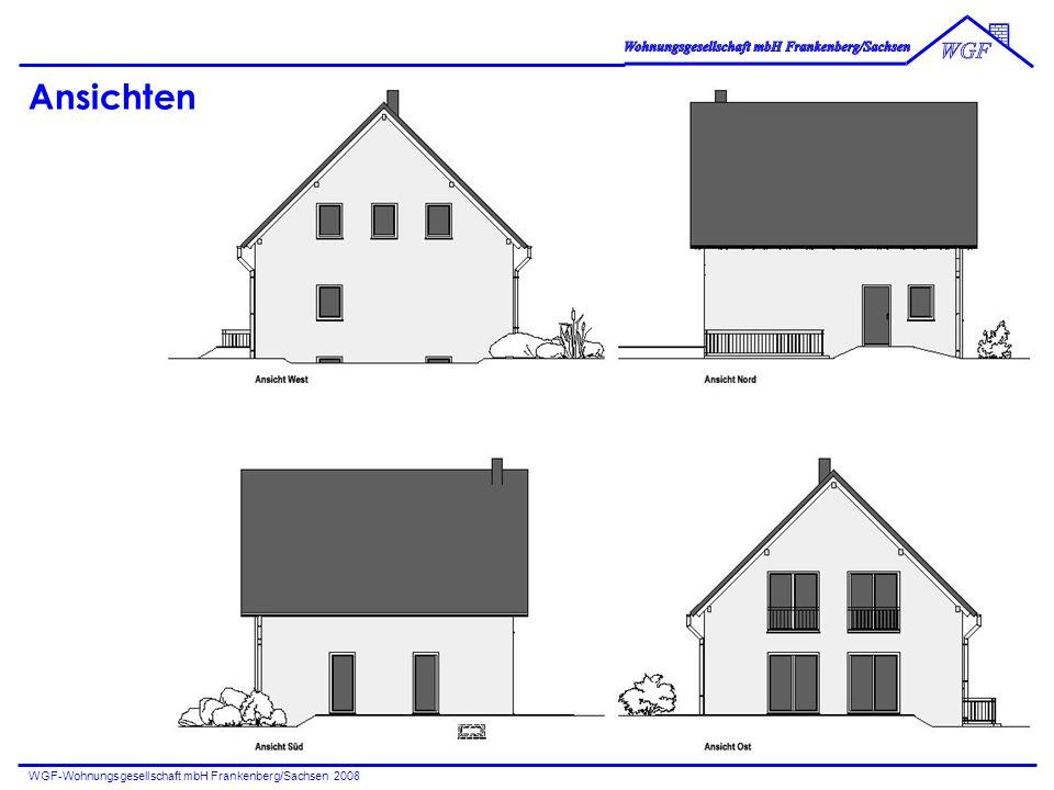 WGF-Wohnungsgesellschaft mbH Frankenberg/Sachsen 2008