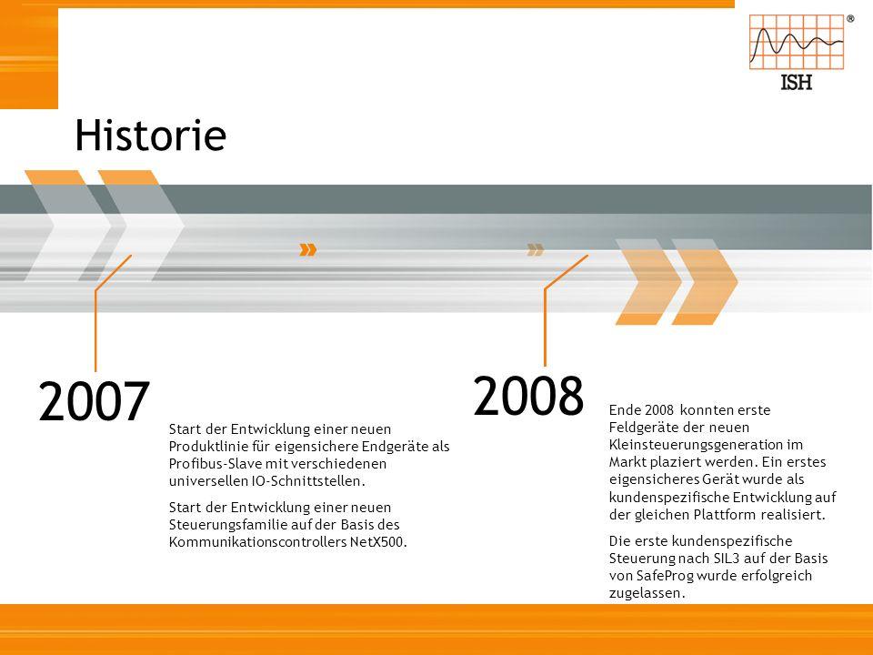 Historie 2007.