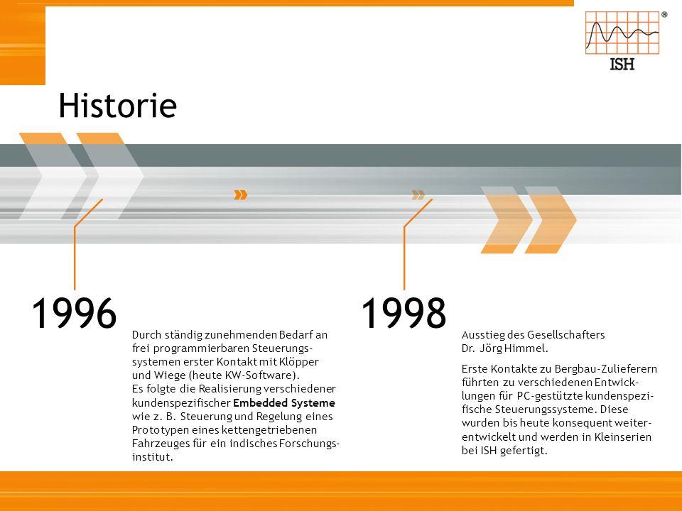 Historie 1996.