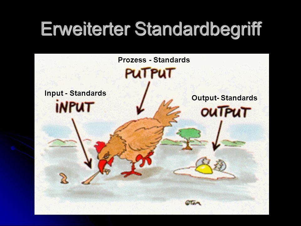 Erweiterter Standardbegriff