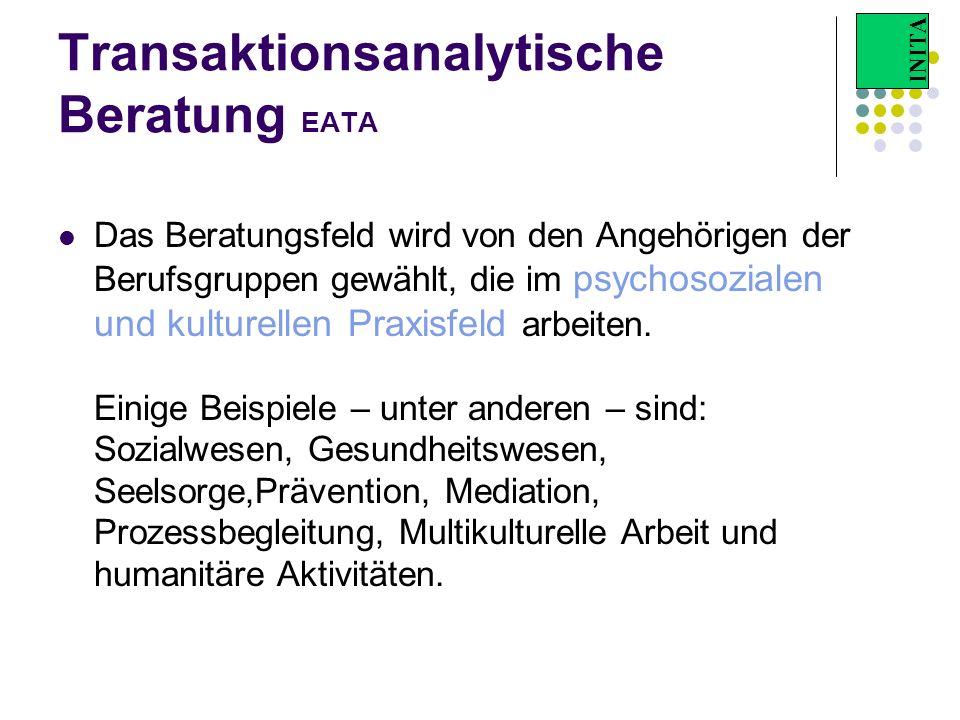 Transaktionsanalytische Beratung EATA