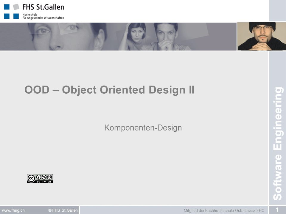 OOD – Object Oriented Design II