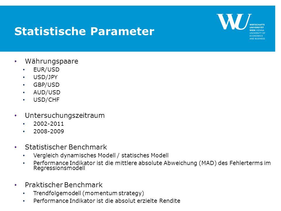 Statistische Parameter