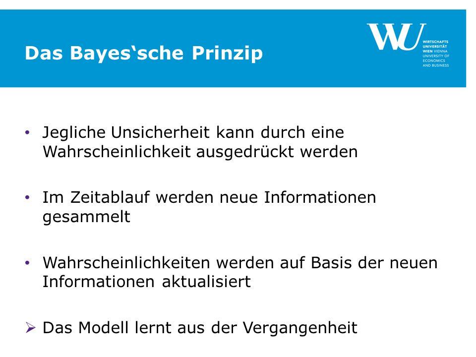 Das Bayes'sche Prinzip