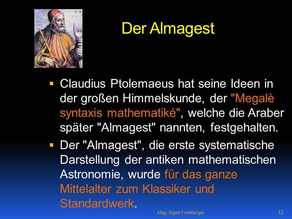 Der Almagest