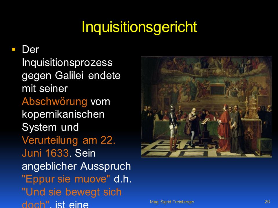 Inquisitionsgericht